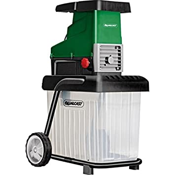 garden shredder. qualcast sds2810 garden shredder - 2800w. 0