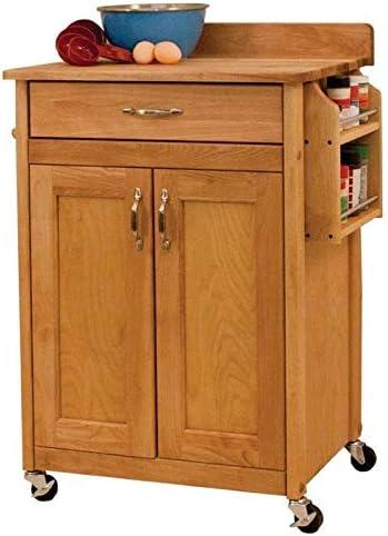 Pemberly Row Kitchen Cart