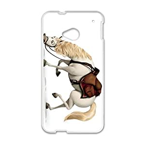 Happy Frozen Horse Design Best Seller High Quality Phone Case For HTC M7