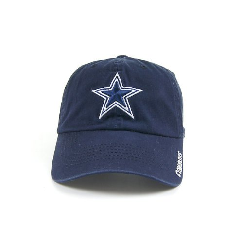 Dallas Cowboys Cap - Dallas Cowboys Basic Slouch Cap - Navy
