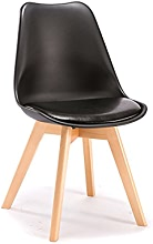 Amazon.com: XF Hong Tai Yang Chair-Modern Minimalist Thick ...