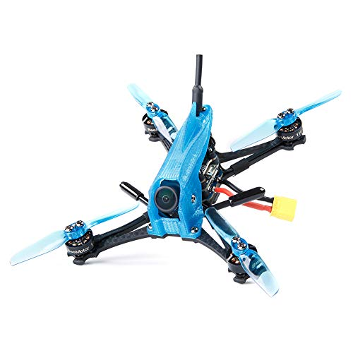 iFlight TurboBee 120RS V2 2S Brushless Micro Indoor Racing Drone Whoop 120mm Micro Quadcopter with FrSky R-XSR BNF