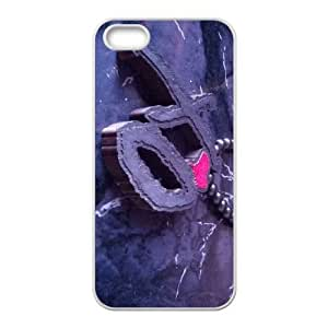 iPhone 5,5S Phone Case White The Weeknd XO V8841700