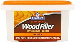 ELMERS 626225 - Masilla para madera interior/exterior Carpenter's Wood Filler® (946 ml)