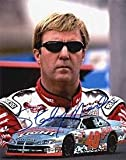 Sterling Marlin Autographed 8x10 Photo - Autographed Photos
