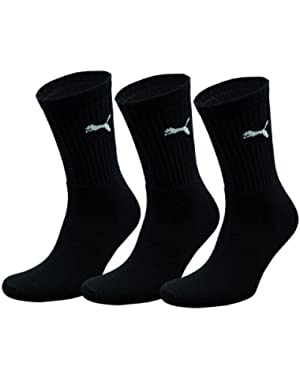 Crew Socks 3 Pair Pack / Mens Socks