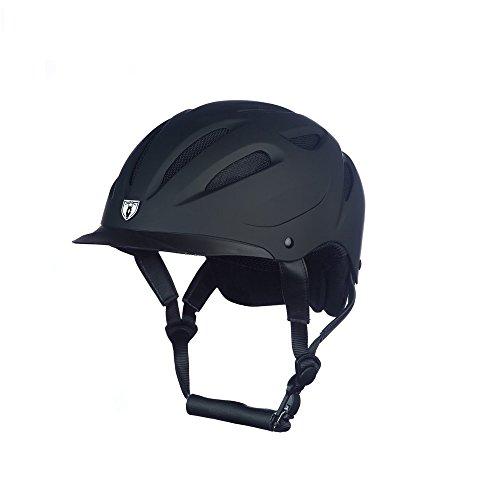 Tipperary Sportage Hybrid Helmet L Black/Black