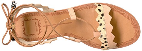 Blush Nubuck Women's Vita Sandal Pedra Dolce Flat Multi fXSvq8nw4