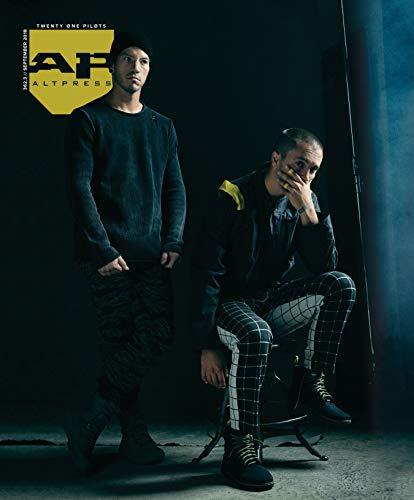 Alternative Press // #362.3 Twenty Øne Piløts [TØP] (Twenty One Pilots Tyler Joseph And Josh Dun)