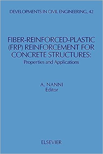 Fiber-Reinforced-Plastic (FRP) Reinforcement for Concrete