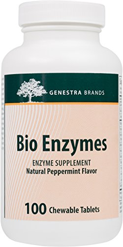 Genestra Brands Complete Digestive Peppermint