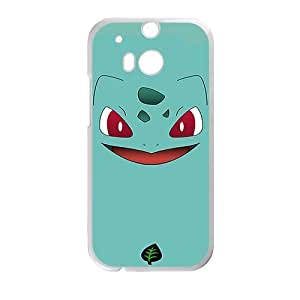 Bulbasaur Cell Phone Case for HTC One M8