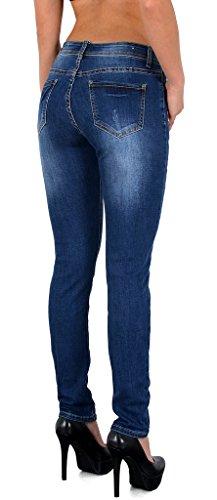 en brod pantalon jeans femmes vintage J321 Jean J321 femme slim tailles fleur jean grandes w1UAttq