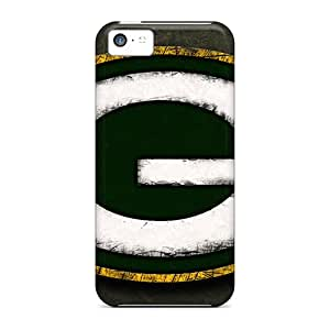 Iphone 5c Case Cover Skin : Premium High Quality Green Bay Packers Case