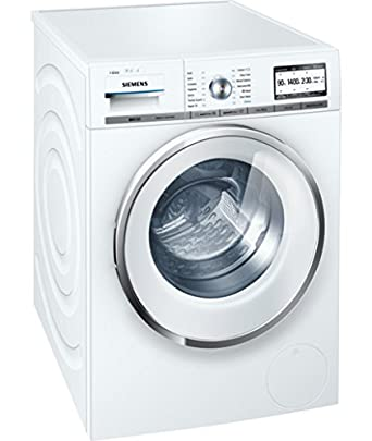Siemens Iq 700 Washing Machine Freestanding Wm14y891gb White
