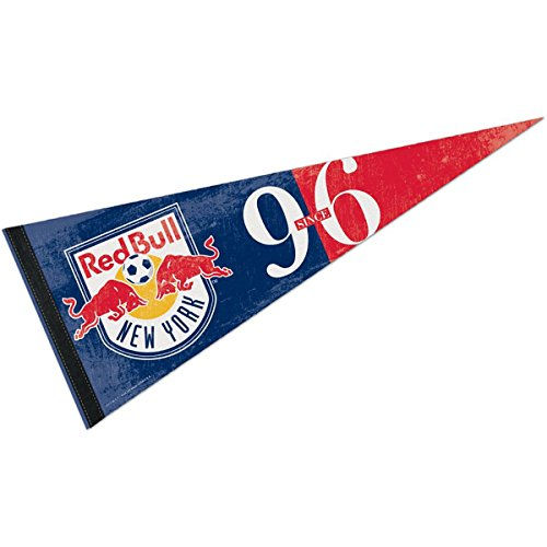 fan products of SOCCER New York Red Bulls Premium Pennant, 12