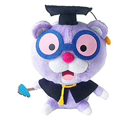 Yokai Watch Small Stuffed Toy Plush Doll UNTIKUMA (evil of rapper) Yorozu mart Japan