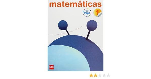 Matemáticas. 1 Primaria. Conecta con Pupi: Amazon.es: Blanca ...