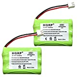 HQRP 2-Pack Battery Works with Tri-tronics 1038100