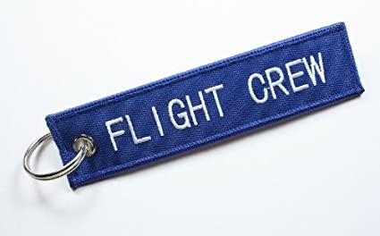 48d90cc8e36 Image Unavailable. Image not available for. Color  Aviation Keychain for  Flight Crew