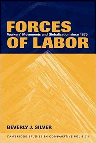 Kostenloser iPhone-Bücher-Download Forces of Labor: Workers' Movements and Globalization Since 1870 (Cambridge Studies in Comparative Politics) ( Hardcover ) by Silver, Beverly J. published by Cambridge University Press auf Deutsch PDF iBook