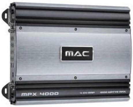 Mac Audio MPX 4000 Amplificateur auto Import Allemagne