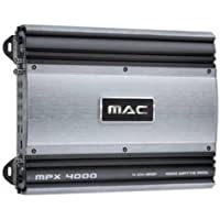 Mac Audio MPX4000 - Amplificador de audio, color