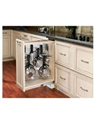 Rev A Shelf 9 Filler Stainless Steel Pullout SC Natural