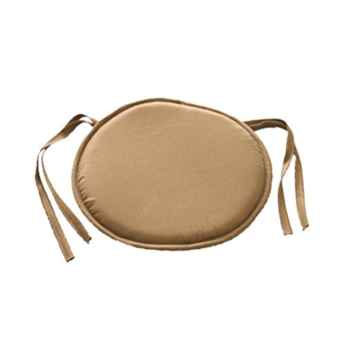 1 Pcs Indoor Dining Garden Patio Home Office Kitchen Round Chair Seat Pads Cushion By Team-Management (Kitchen Round Chair)