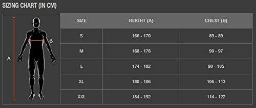 X-BIONIC FOR AUTOMOBILI LAMBORGHINI RUNNING SHIRT-XL