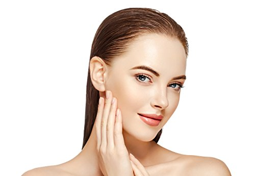 24 Karat Gold Face Facial 5 Masks with Eye Collagen, Peptides, Vitamin B5, Vitamin E, Reduce Wrinkles and Dark Circles Around the Eye Area