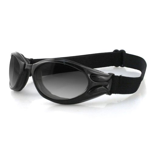 Bobster Igniter Goggle-Black Frame, Photochromic Lens