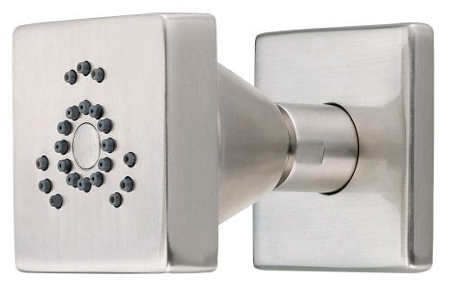 Danze D460244BN Sirius Two Function Wall Mount Body Spray, 1.5 GPM, Brushed Nickel