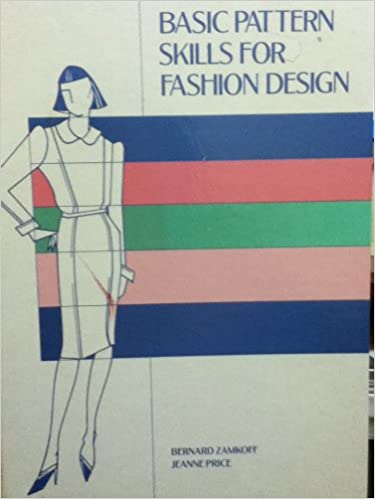 Amazonista ladatut kirjat Basic Pattern Skills for Fashion Design PDF MOBI