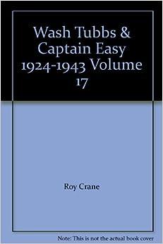 Wash Tubbs & Captain Easy 1924-1943 Volume 17