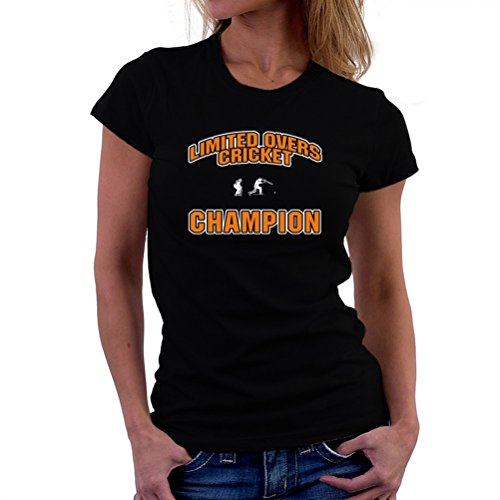 Limited Overs Cricket champion T-Shirt