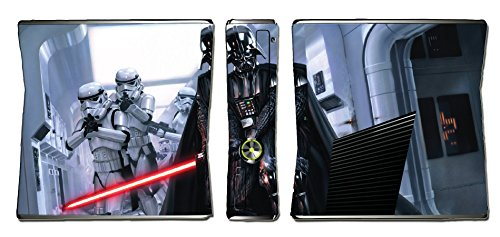 Star Wars Rebels Darth Vader Stormtroopers Lightsaber Video Game Vinyl Decal Skin Sticker Cover for Microsoft Xbox 360 Slim (Xbox 360 Vinyl Skin)