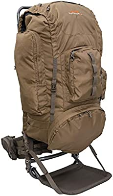 Pack Bag 5250 sq in Free Ship Hunting Frame Backpack OutdoorZ Commander