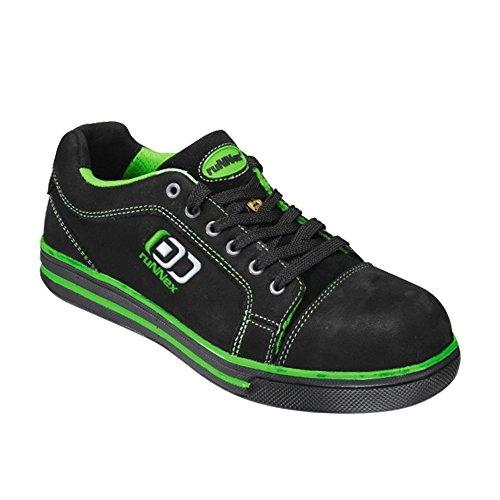 """RuNNex chaussures """"5344 «sportStar eSD sportif et léger, noir, noir, 5344"""