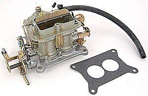 - Holley 0-4144-1 350 CFM Center Six-Pack Remote Choke Carburetor