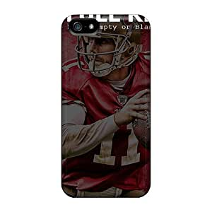 Cute Appearance Cover/tpu PWs2280vHGm San Francisco 49ers Case For Iphone 5/5s by icecream design