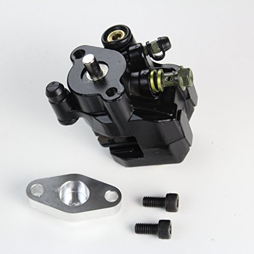 Niche Industries 1623 Yamaha Warrior 350 Rear Brake Caliper Assembly with Pads - Seal Rear Caliper Brake