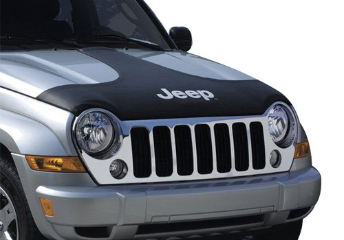 - Mopar OEM Jeep Liberty T-Style Hood Cover - 82207591