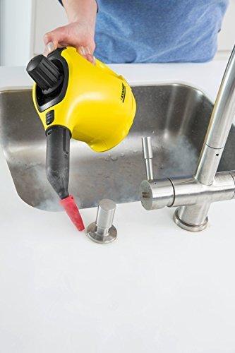 Kärcher 1.516-260.0 - Limpiadora a vapor manual SC 1, 1200 W, 3 bares, 0,25 l por solo 58,04€