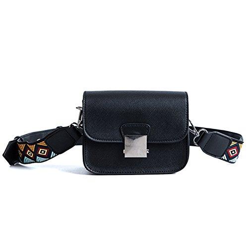 Shoulder Bag Ladies Bag Width Adjustable Shoulder Bag Fashion Party Bag Diagonal Bag For Work Ol Ol Black Women