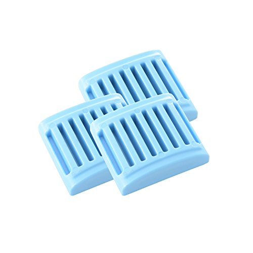 Pelican Water PSF-SB-3 Aromatherapy Ocean Breeze Scent Bars Shower Replacement Filter (Pack of 3), Blue (Breeze Bar)