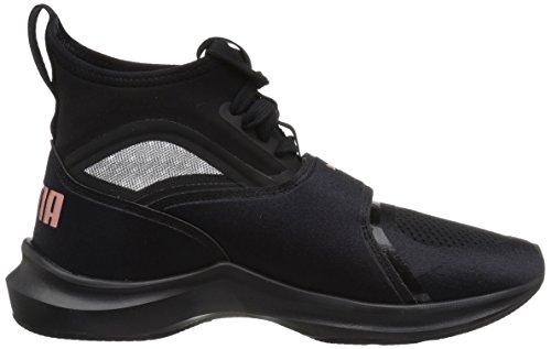 Puma Donna Fenom Wn Sneaker Puma Nero-puma Nero