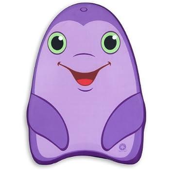Melissa & Doug Sunny Patch Dart Dolphin Kickboard - Learn-to-Swim Pool Toy