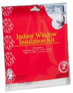 window wrap insulation - 9