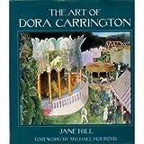 The Art of Dora Carrington, Jane Hill, 0500092443